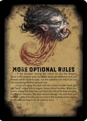 Additional rules card back
