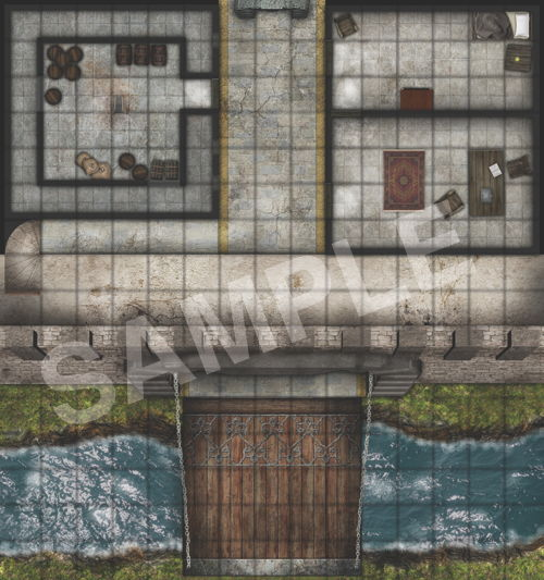 Paizo Com Gamemastery Map Pack Fortress
