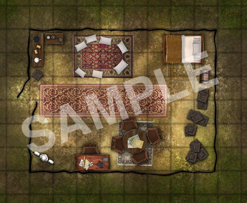 Paizo Com Gamemastery Map Pack Campsites