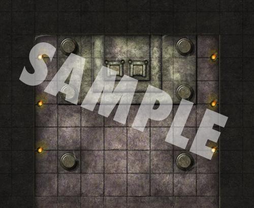paizo.com - GameMastery Map Pack: Dungeon Sites