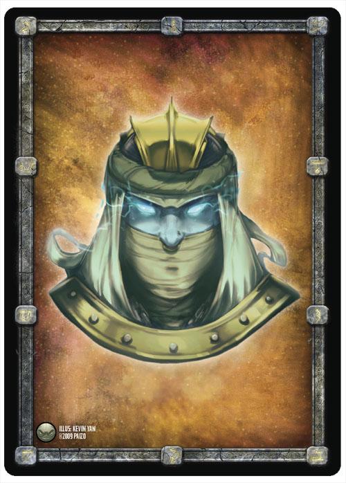 Paizo Com Gamemastery Face Cards Enemies Deck