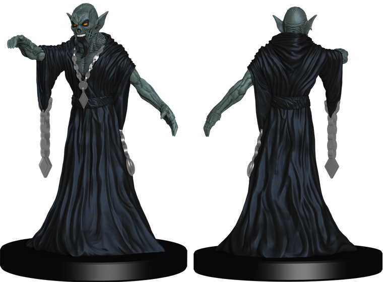 Rise of Runelords #7 Pathfinder Battles D/&D Miniature Ghoul