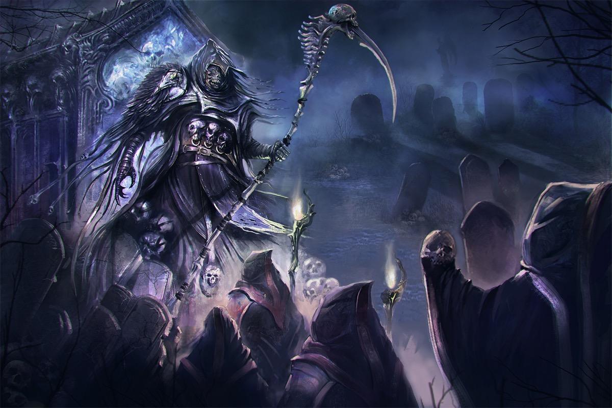 Is your faith, like, wraith-like?!?