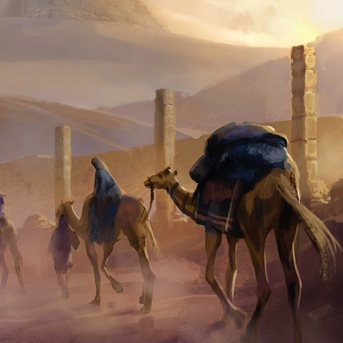 pathfinder mammoth rider guide