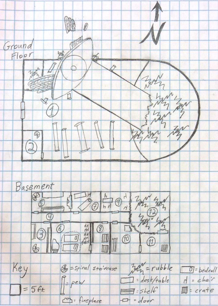 paizo com - Forums: Round 3: Design an encounter: The Temple