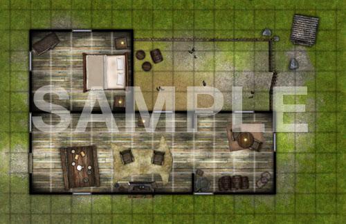 Paizo Com Gamemastery Map Pack Farmstead