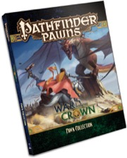 War for the Crown Pawn Collection: Pathfinder Pawns  - Paizo Publishing