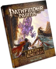 Return of the Runelords Pawn Collection: Pathfinder Pawns -  Paizo Publishing