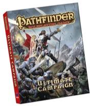 Ultimate Campaign Pocket Edition: Pathfinder Roleplaying Game  -  Paizo Publishing