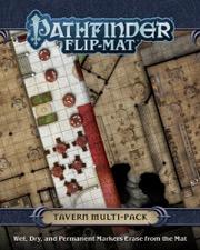 Tavern Multi-Pack: Pathfinder Flip-Mat -  Paizo Publishing