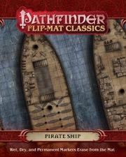 Pirate Ship: Pathfinder Flip-Mat Classics  -  Paizo Publishing