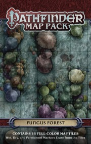 Fungus Forest: Map Pack -  Paizo Publishing