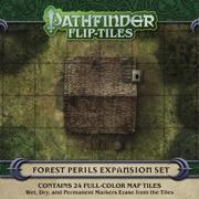 Pathfinder Flip-Tiles: Forest Perils Expansion - Paizo Publishing