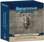 Urban Starter Set: Pathfinder Flip-Tiles -  Paizo Publishing