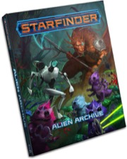 Starfinder Alien Archive -  Paizo Publishing