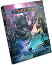 Starfinder Roleplaying Game: Alien Archive 2 - Paizo Publishing