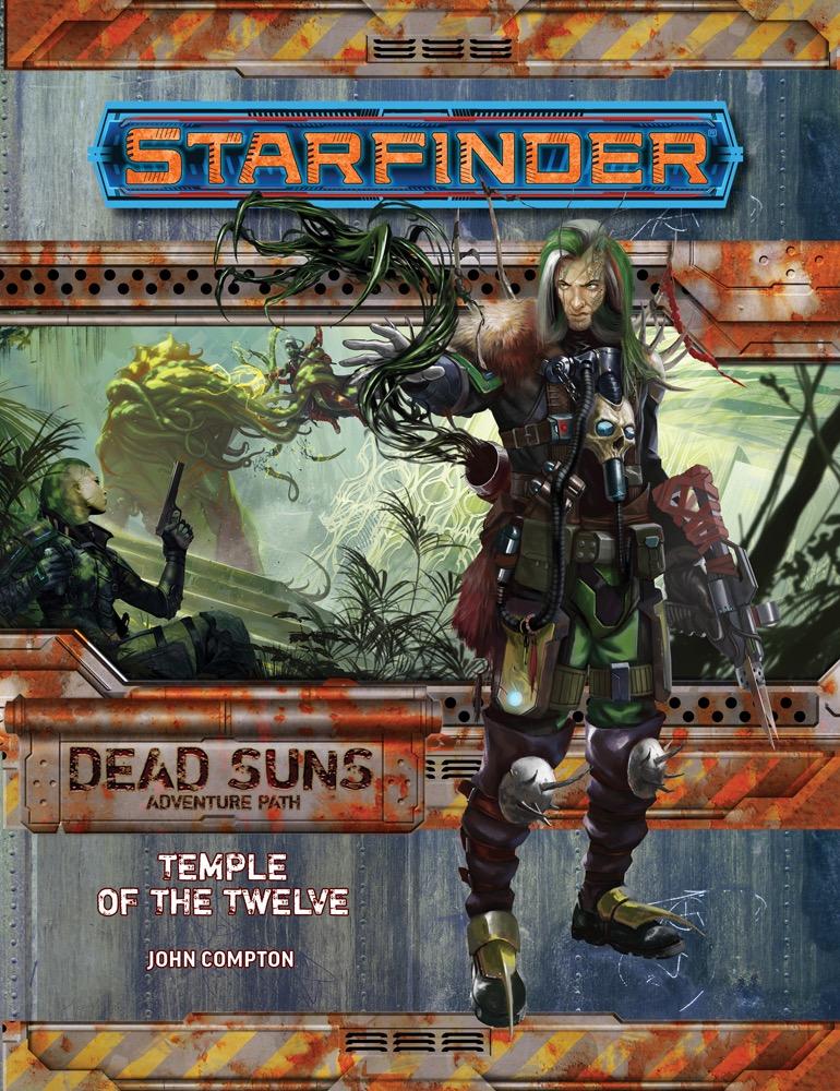 SF AP 002: Dead Suns, Part 2: Temple of the Twelve cover art