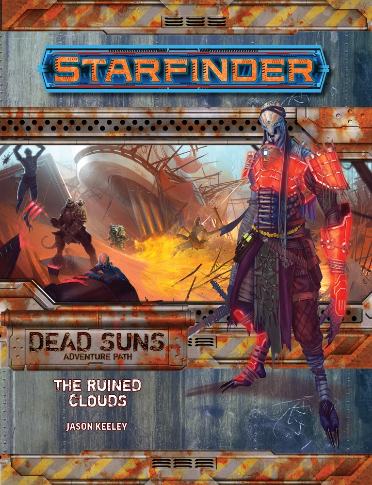 SF AP 004: Dead Suns, Part 4: The Ruined Clouds cover art
