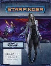 Heart of Night: Signal of Screams 3 of 3: Starfinder Adventure Path 12  -  Paizo Publishing