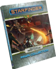 Against the Aeon Throne Pawn Collection: Starfinder Pawns  -  Paizo Publishing