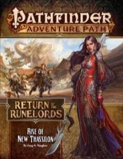 Rise of New Thassilon: Return of the Runelords 6 of 6: Pathfinder Adventure Path 138 -  Paizo Publishing