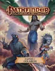Faiths of Golarion: Pathfinder Campaign Setting -  Paizo Publishing