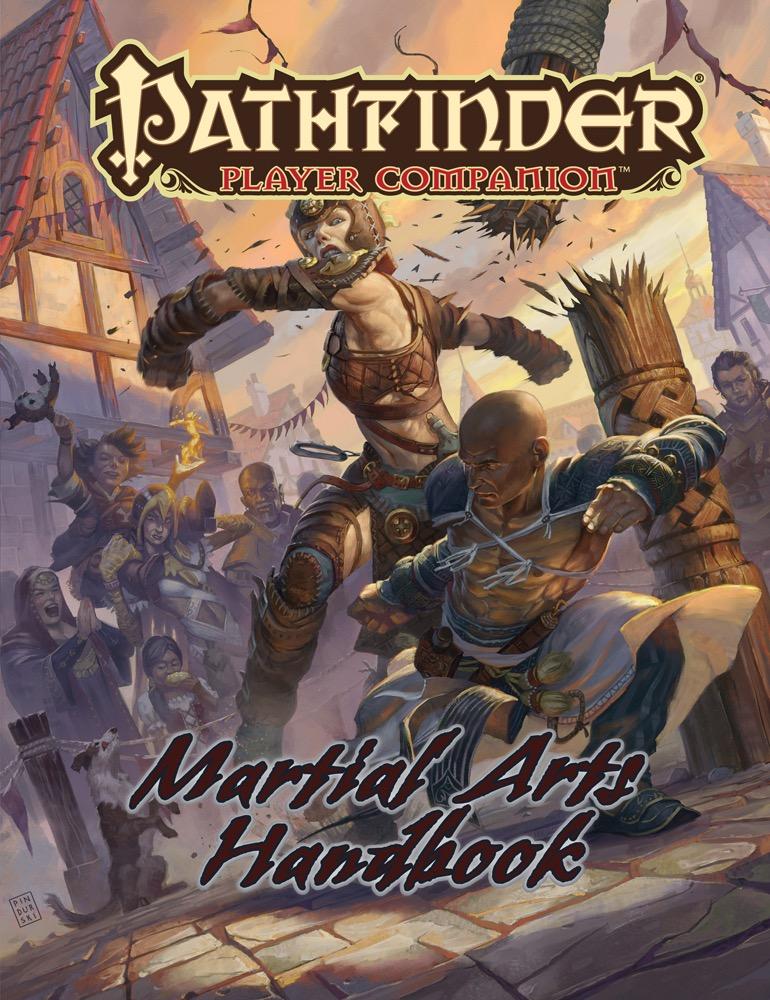 Pathfinder Martial Arts