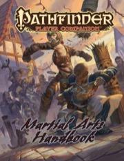Martial Arts Handbook: Pathfinder Player Companion  -  Paizo Publishing