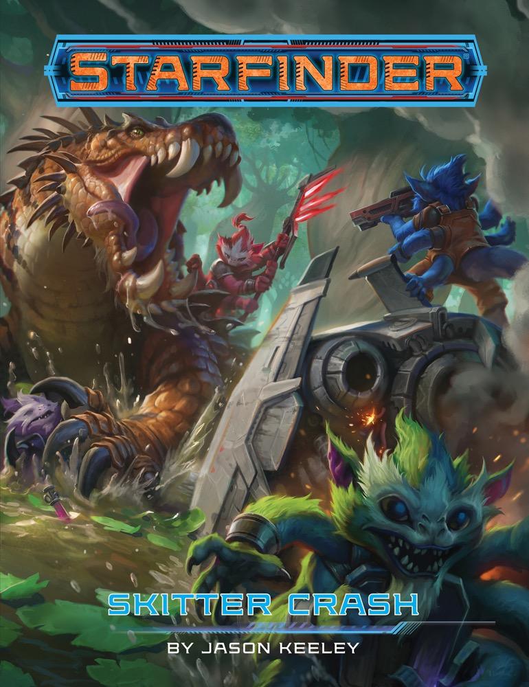 SF Mod: Skitter Crash cover art