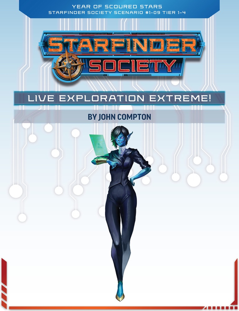 SFS 1-09: Live Exploration Extreme! cover art