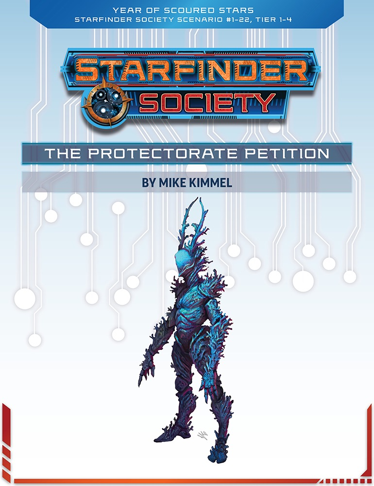 SFS 1-22: The Protectorate Petition cover art