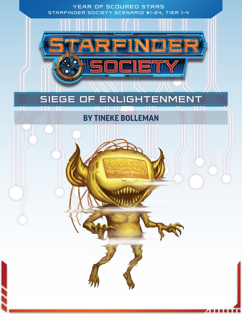 SFS 1-24: Siege of Enlightenment cover art