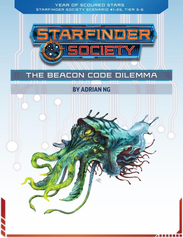 SFS 1-25: The Beacon Code Dilemma cover art