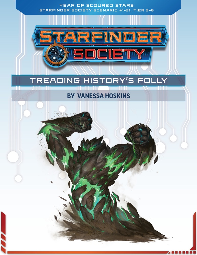 SFS 1-31: Treading History's Folly cover art