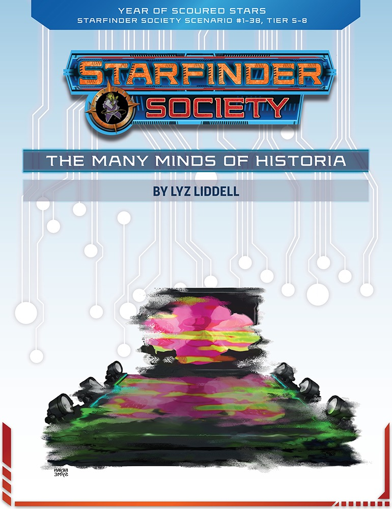 SFS 1-38: The Many Minds of Historia cover art