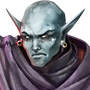 Drow Battle Wizard