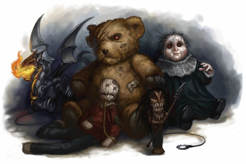 Evil Dolls