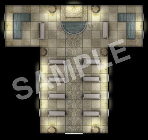 Paizo Com Gamemastery Map Pack Temples