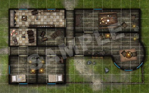 Paizo Com Gamemastery Map Pack Lairs