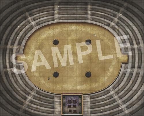Battle Mats D D With Grid Paizo Com Maps Of Masterydeck