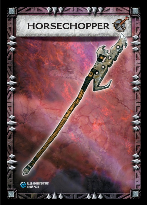paizo.com - GameMastery Item Cards: Rise of the Runelords Deck