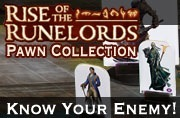 Pathfinder Adventure Path: Rise of the Runelords Pawn Collection