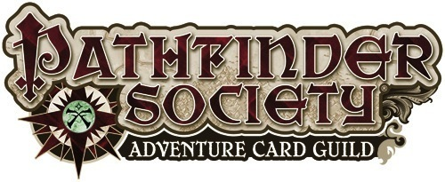 Pathfinder Society Adventure Card Guild