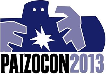 Paizocon 2013