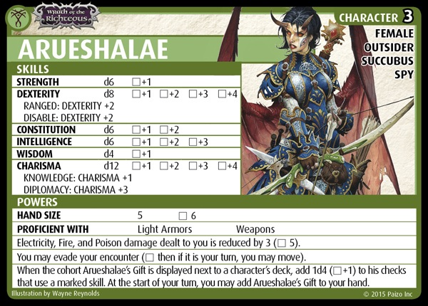 how to build a character in pathfinder