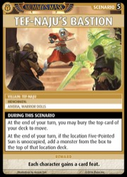 Pathfinder Adventure Card Game: The Slave Trenches of Hakotep Adventure Deck (Mummy's Mask 5 of 6)