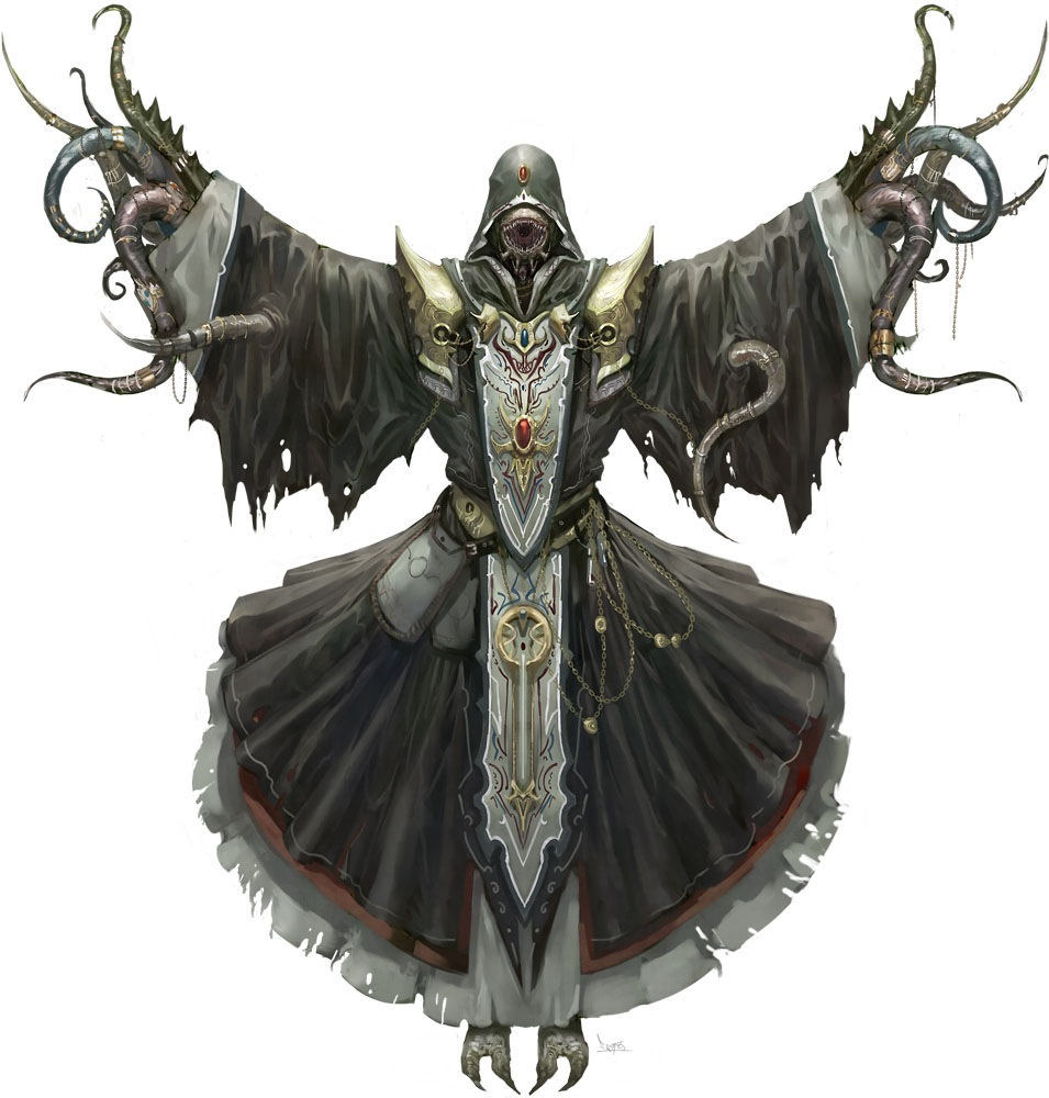 There Are Also Creatures That Unique From Paizo Books And Have A Mythos Earance