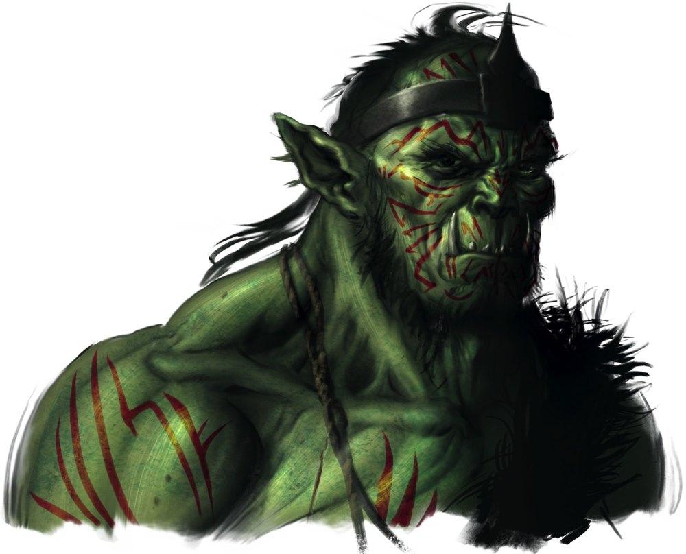 Pathfinder Hobgoblin Monk ORCS