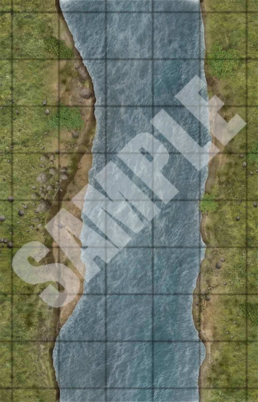 Paizo Com Pathfinder Map Pack River System