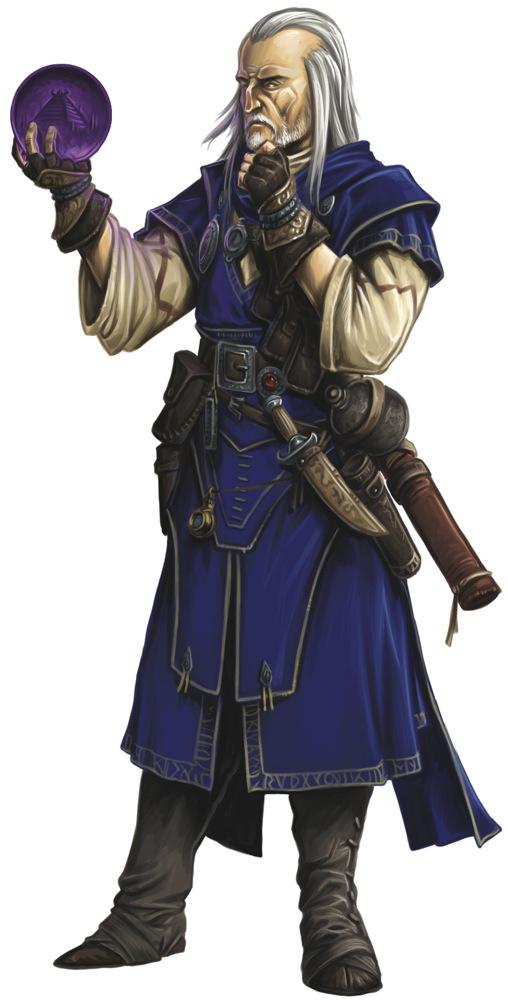 Ezren: The Bitchin' Wizard of Thur. PZO1114-EzrenPonders